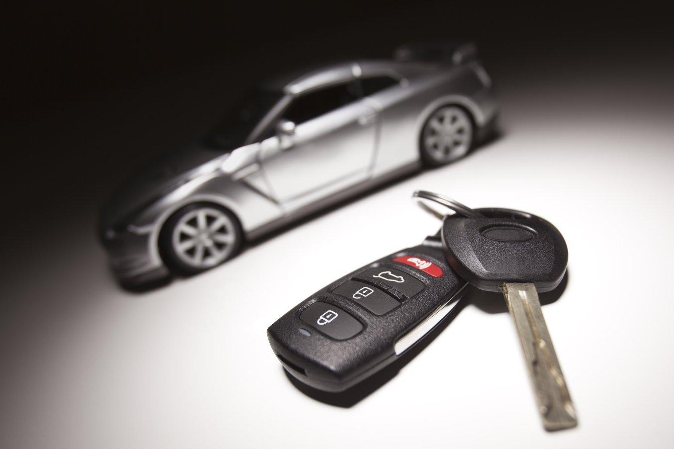 Дубликат ключа автомобиля